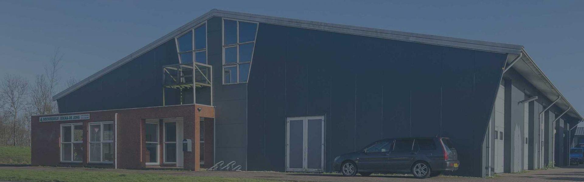 Bouwbedrijf Eekma de Jong | Koudum Hindeloopen Zuidwest Friesland